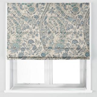 Bukhara Paisley Fabric BP10835.1 by GP & J Baker