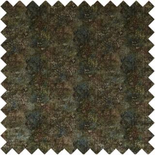 GP & J Baker Persian Garden Velvet Fabric BP10711.2