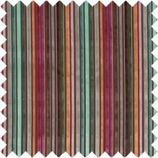 GP & J Baker Historic Royal Palaces Cardinal Stripe Fabric Collection BF10653.1