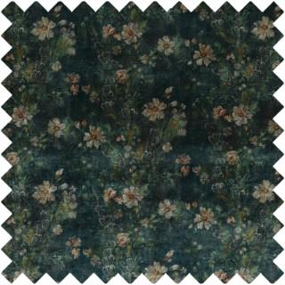 GP & J Baker Historic Royal Palaces Queen's Garden Velvet Fabric Collection BP10644.1