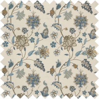 Baker's Indienne Fabric BF10784.3 by GP & J Baker