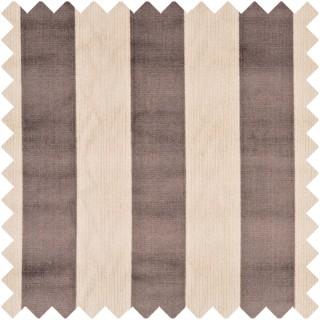 GP & J Baker Marwood Astley Stripe Velvet Fabric Collection BF10428.285