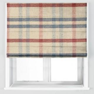 Fannin Plaid Fabric 2017125.519 by Lee Jofa