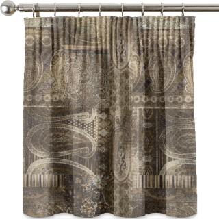 Mulberry Home Bohemian Romance Lomond Velvet Fabric Collection FD265.S108