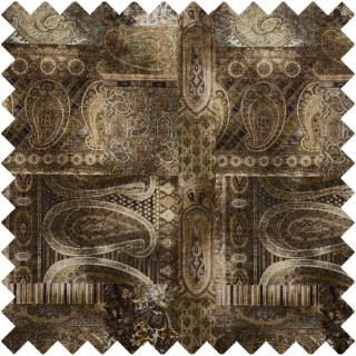 Mulberry Home Bohemian Romance Lomond Velvet Fabric Collection FD265.S108