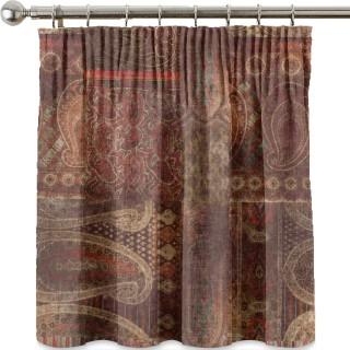 Mulberry Home Bohemian Romance Lomond Velvet Fabric Collection FD265.V106