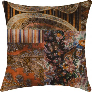 Mulberry Home Bohemian Romance Lomond Velvet Fabric Collection FD265.Y101
