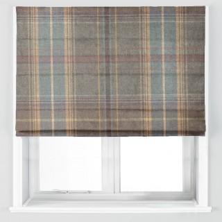 Mulberry Home Bohemian Romance Shetland Plaid Fabric Collection FD344.A103