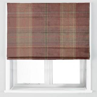 Mulberry Home Bohemian Romance Shetland Plaid Fabric Collection FD344.V55