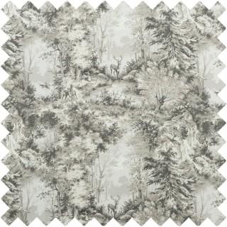 Mulberry Home Bohemian Romance Torridon Linen Fabric Collection FD271.K136