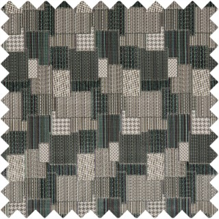 Mulberry Home Bohemian Travels Bohemian Patchwork Fabric Collection FD747.J85