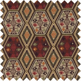 Mulberry Home Bohemian Travels Buckland Fabric Collection FD282.H113