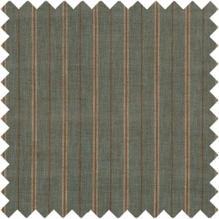 Mulberry Home Bohemian Travels Haddon Stripe Fabric Collection FD745.R104