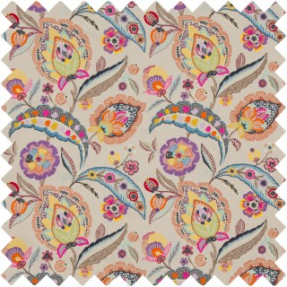 Mulberry Home Bohemian Travels Oakwood Fabric Collection FD740.Y101
