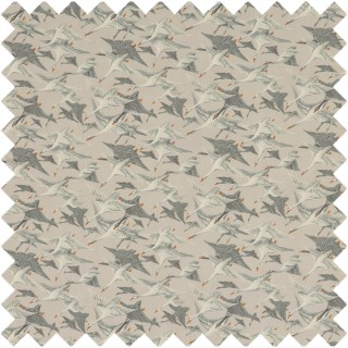 Mulberry Home Bohemian Travels Wild Geese Linen Fabric Collection FD287.A121