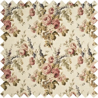 Mulberry Home Country Weekend Vintage Floral Fabric Collection FD264.J143