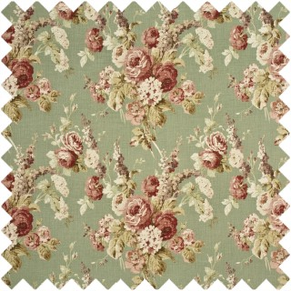 Mulberry Home Country Weekend Vintage Floral Fabric Collection FD264.S38
