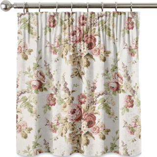 Mulberry Home Country Weekend Vintage Floral Fabric Collection FD264.W121