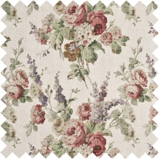 Mulberry Home Country Weekend Vintage Floral Fabric Collection FD264.W46