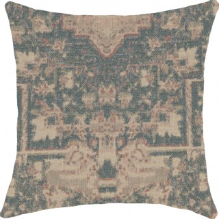 Faded Tapestry Fabric FD782.G16 by Mulberry Home