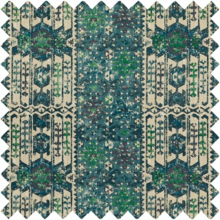 Kilver Fabric FD309.R122 by Mulberry Home