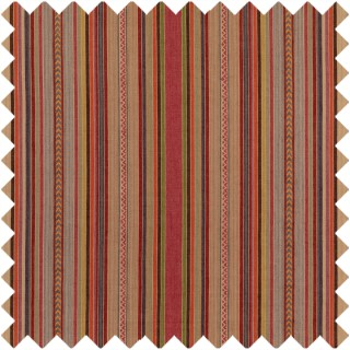 Art Stripe Fabric FD783.Y101 by Mulberry Home