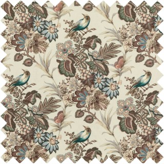 Artist Garden Fabric FD303.S108 by Mulberry Home