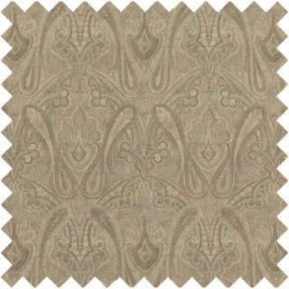 Canvas Paisley Fabric FD307.S40 by Mulberry Home