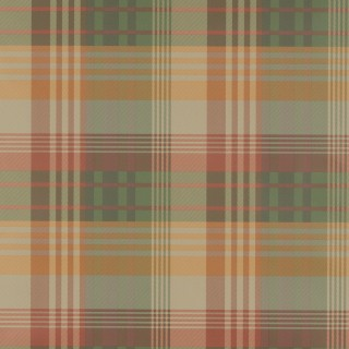 Mulberry Home Wallpaper Bohemian Mulberry Ancient Tartan Collection FG079.T30