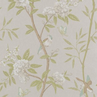 GP & J Baker Wallpaper Langdale Peony & Blossom Collection BW45066.4