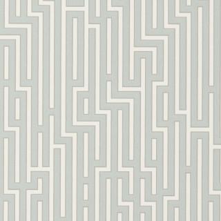 GP & J Baker Fretwork Wallpaper BW45007.7