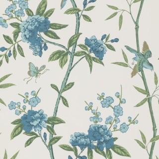 GP & J Baker Peony & Blossom Wallpaper BW45066.5
