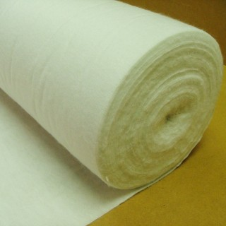 Curtain Lining Interlining Twill Weave Natural