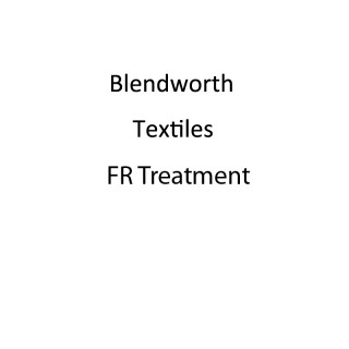 Blendworth Textiles FR Treatment for Fabric