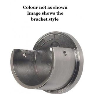 Museum Galleria 35mm Chrome Effect Recess Bracket