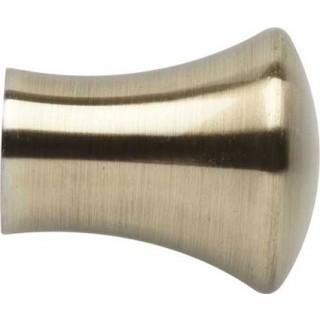 Rolls Neo 28mm Spun Brass Effect Trumpet Finials