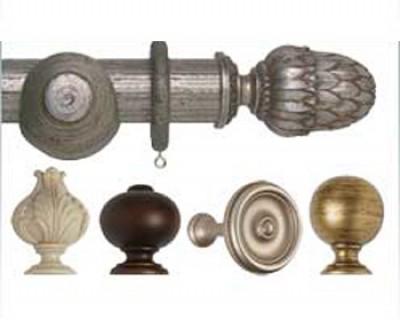 Museum Curtain Poles