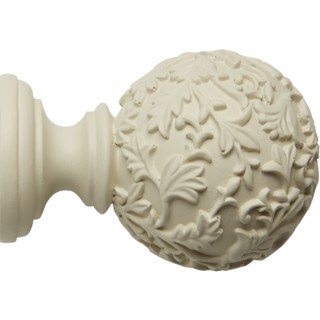 Rolls Modern Country 45mm Pearl Floral Ball Finial