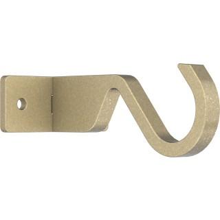 Hallis Hudson Arc 25mm Soft Brass Centre/Ceiling Bracket