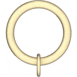 Hallis Hudson Arc 25mm Soft Brass Rings