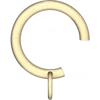 Hallis Hudson Arc 25mm Soft Brass Passing Rings