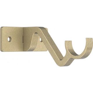 Hallis Hudson Arc 25mm Soft Brass Passing Bracket