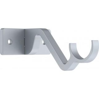 Hallis Hudson Arc 25mm Soft Silver Passing Bracket