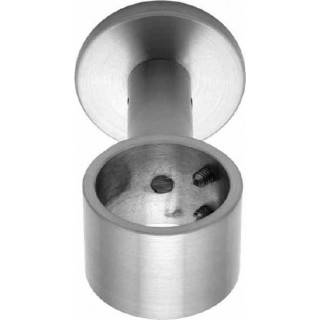 Rolls Neo 28mm Stainless Steel Effect Ceiling Bracket