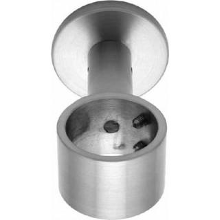Rolls Neo 28mm Stainless Steel Effect Ceiling Bracket