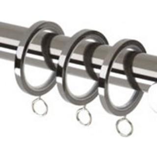 Rolls Neo 19mm Black Nickel Effect Rings