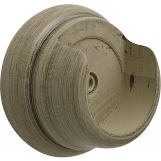 Hallis Origins 45mm Millstone Grey Recess Bracket (Single)
