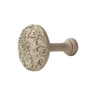 Rolls Modern Country 45-55mm Brushed Cream Floral Holdback