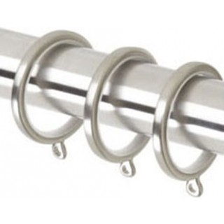 Rolls Neo 35mm Stainless Steel Effect Rings - Pack of 6