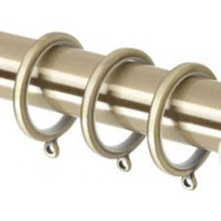 Rolls Neo 35mm Spun Brass Effect Rings (Pack of 6)